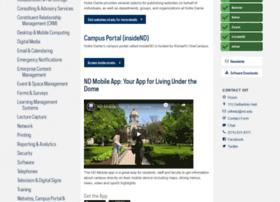 mobile.nd.edu