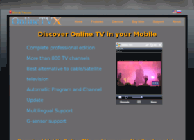 mobile.onlinetvx.com