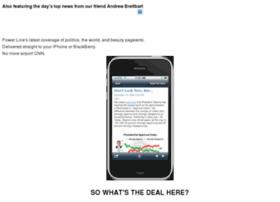 mobile.powerlineblog.com