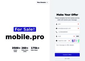 mobile.pro