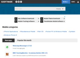 mobile.sooftware.com