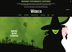 mobile.wickedthemusical.com