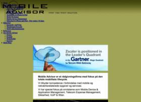 mobileadvisor.dk