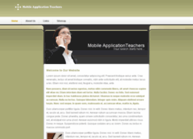 mobileapplicationteachers.com