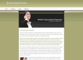 mobileapplicationteachers.com