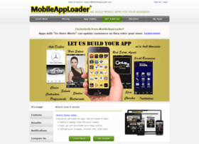mobileapploader.com