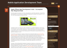 mobileappsdevelopmentteam.wordpress.com
