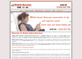 mobilebooster.co.in