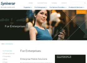 mobilebrands.syniverse.com