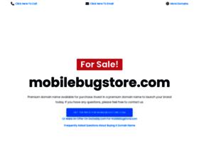 mobilebugstore.com