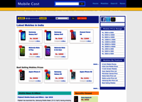 mobilecost.in