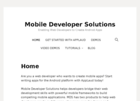 mobiledevelopersolutions.com