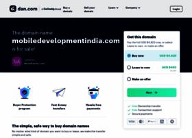 mobiledevelopmentindia.com