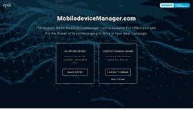 mobiledevicemanager.com