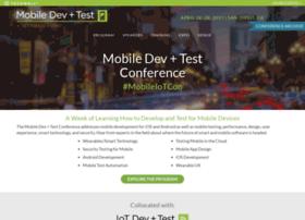 mobiledevtest.techwell.com