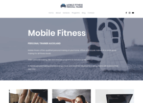 mobilefitness.co.nz