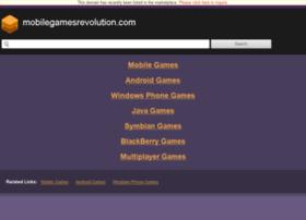 mobilegamesrevolution.com