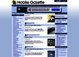 mobilegazette.com