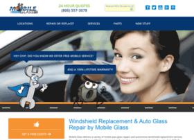 mobileglassco.com