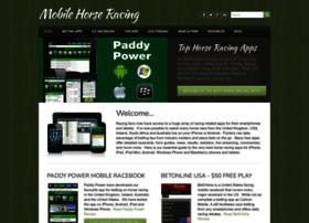 mobilehorseracing.co.uk