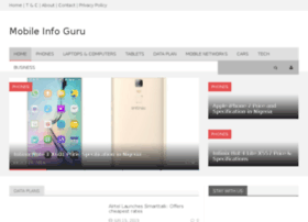 mobileinfoguru.com