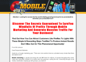 mobilemarketing.trafficeradicator.com