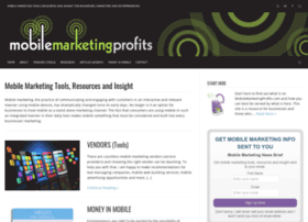 mobilemarketingprofits.com