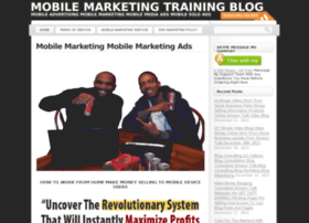 mobilemarketingtraining.co.uk