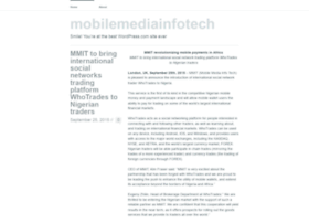 mobilemediainfotech.wordpress.com