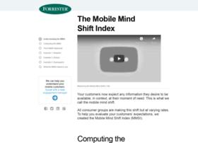 mobilemindshift.forrester.com