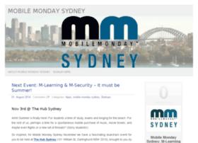 mobilemondaysydney.com