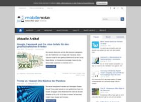 mobilenote.de