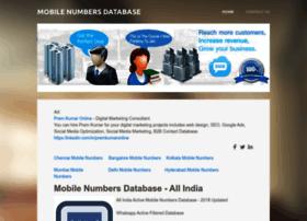 mobilenumbersdatabase.weebly.com