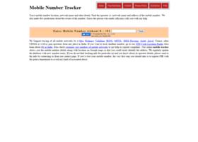 mobilenumbertracker.co.in