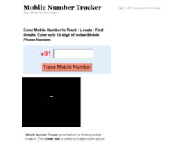 mobilenumtracker.com