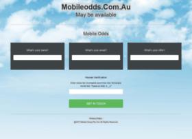 mobileodds.com.au