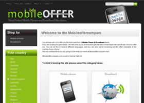 mobileoffercompare.com