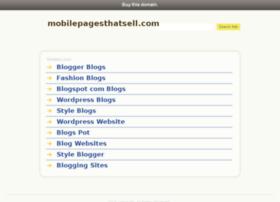 mobilepagesthatsell.com