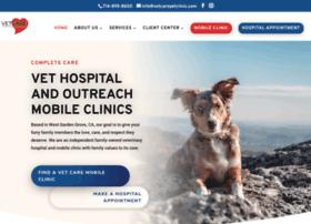 mobilepetcare.com