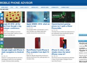 mobilephoneadvise.com