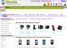 mobilephonedealcontracts.co.uk