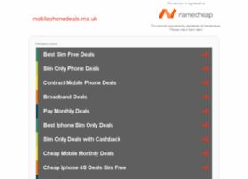mobilephonedeals.me.uk