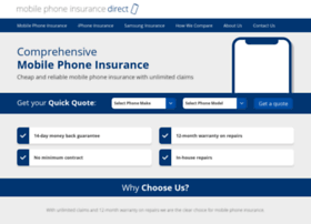 mobilephoneinsurancedirect.com
