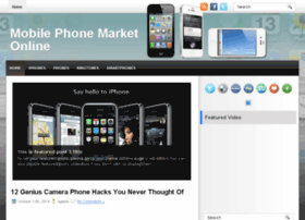 mobilephonemarketonline.com