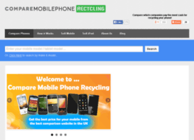 mobilephonerecyclingcomparison.co.uk