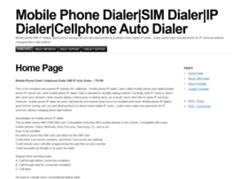 mobilephonesimdialer.wordpress.com