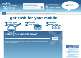 mobilephonexchange.co.uk