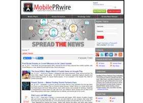 mobileprwire.com