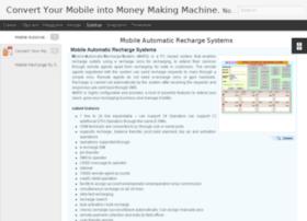 mobilerechargebysms.com