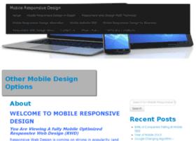 mobileresponsivedesign.org